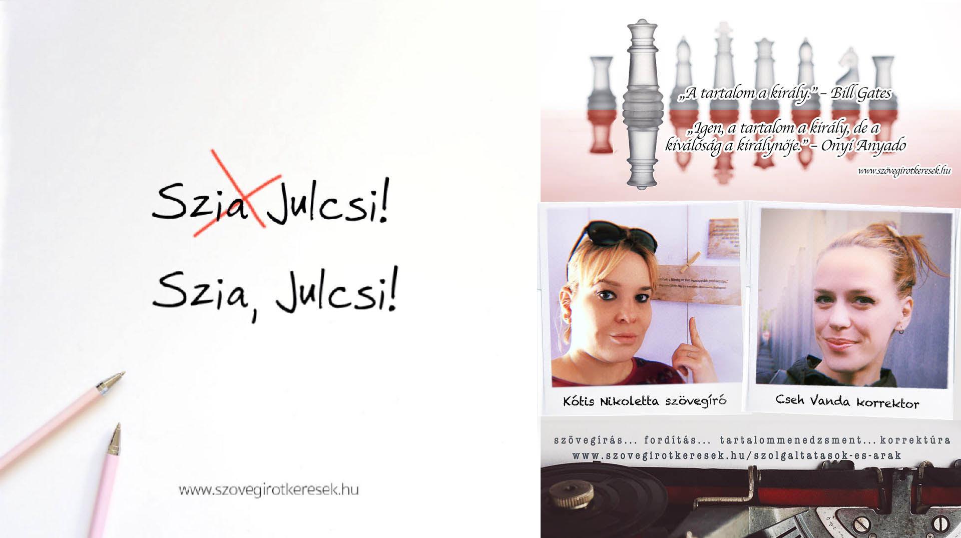 Szövegírótkeresek.hu Facebook Instagram