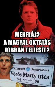 Facebook-nyelvhasználat: Vörös Marty utca a Ponciusz Pilátusz megmondja Facebook-oldalán
