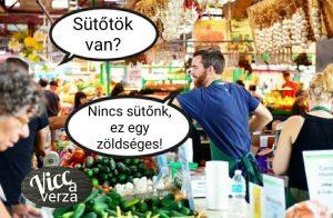 Facebook-nyelvhasználat: egy Vicc a verza-szóvicc