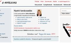 nyelvi-helyesírási tanácsadás, e-nyelv.hu, Kótis Nikoletta, 2021